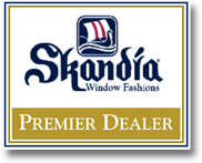 Skandia Window Fashions Premier Dealer